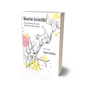 Kocie ścieżki - okładka książki